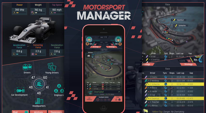 Motorsport Manager for PC Download